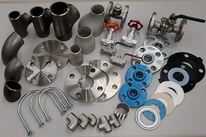 Pipe Fitting Material