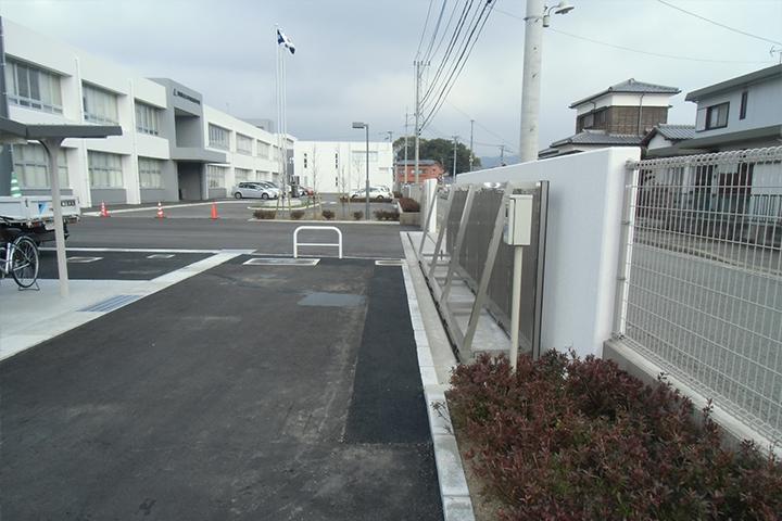 A Prefectural High School