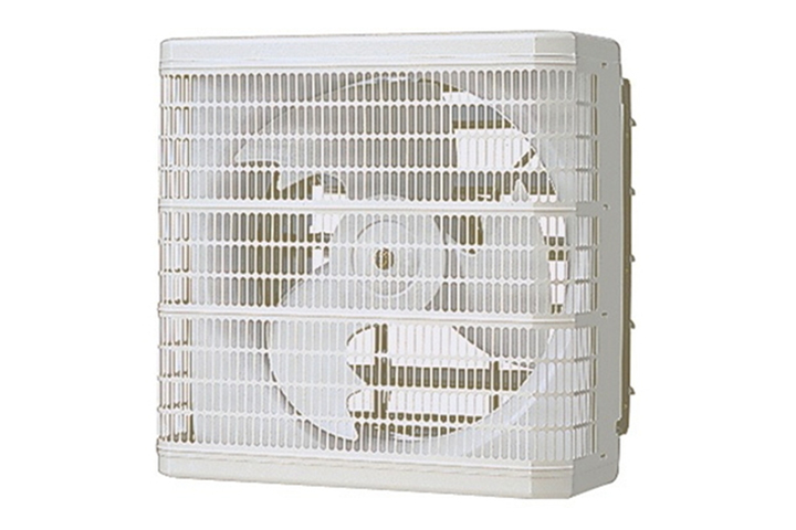 Pressurized Ventilation Fan